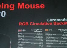 mouse gaming MY-GM20