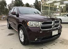 Dodge Durango made in 2012 for sale