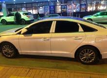 Gasoline Fuel/Power   Hyundai Sonata 2017