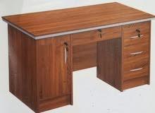 مكاتب خشب ملبس مادة الميلامين العازله للرطوبه