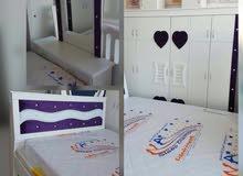 غرف نوم مع التوصيل والتركيب