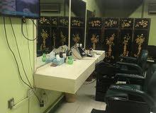 مستلزمات صالوون رجالي للبيع.....men's salon accessories for men