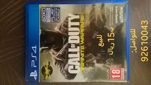 """Call Of Duty infinit warfare_ps4_game """"15ريال"""""""