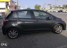 Grey Toyota Yaris 2012 for sale