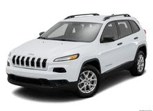 2017 Used Jeep Cherokee for sale