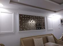 فوم اوراك ورق جدران ارضيات خشبيه