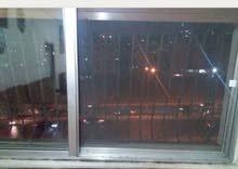 شقه للبيع شارع الأردن قرب دائرة الإفتاء العام ط3 مساحه 125متر أجمل أطلاله على شا