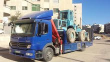 ونش لتحميل السيارات و نقل المعدات الصناعيه
