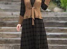 تخفيضااات تخفيضااات اخر قطع فستان شامو  #السعر 35  القياس اسفل صوره  اطلب الان