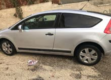 Citroen C4 2006 For sale - Silver color