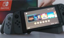 Used Nintendo Switch device with add ons for sale today
