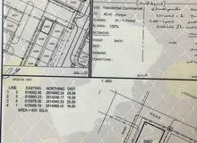 ارض سكني تجاري في المعبيلة 5/2 خلف نيستو