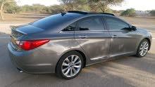 Hyundai Sonata 2012 For sale - Grey color