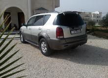 2004 Used SsangYong Rexton for sale
