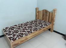 غرفة نوم .. سريران و دولابان...مستعمل