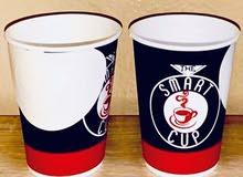 أكواب ورقية - paper cups