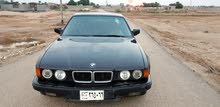 Used condition BMW 735 1992 with +200,000 km mileage