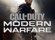 مطلوب سيدي call of duty modern warfare