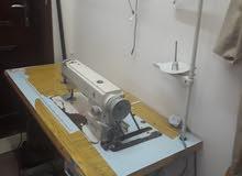 مكينة خياطه للبيع نظيفه