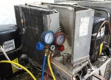 ورشة صيانة اجهزة التبريد وتاسيس كهرباء عامة