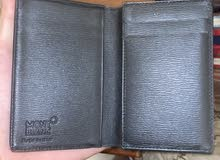 MONT BLANC WALLETS FOR SALE (GOOD PRICE)