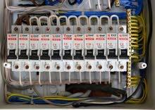فني كهرباء تأسيس وصيانة