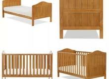 سرير اطفال من مذركير...mothercare cot bed