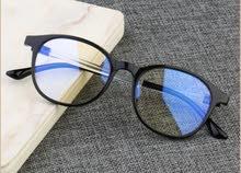 نظارات الليت الأزرق