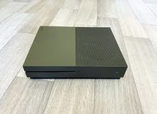 Microsoft Xbox One S Military Green Special Edition 1Tb with Console