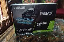 Asus Phoenix GeForce GTX 1660 6GB * BRAND NEW*