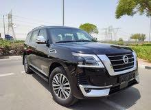 Nissan Patrol 2020 Platinum LE