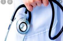 يتوفر ممرضة بخبرة طويلة وكفاءة عالية