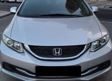 Honda Civic 2014 GCC Full Honda service