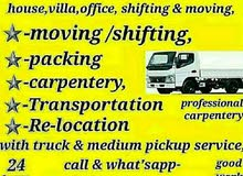 Doha Movers Packers -- Carpenter - Transportation