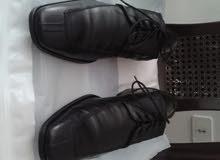 حذاء رجالي جلد طبيعي اصلي