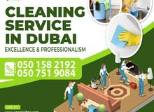 Cleaning services and maids in Dubai-EcomaidMe