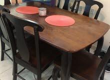 طاولة سفره