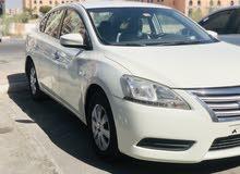 Nissan Sentra Gcc mid option 2015