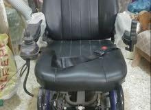 كرسي كهربائي شحن 10 ساعات جديد بالباكيت
