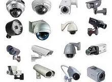 نظام كاميرات داخلي او خارجي . يوجد جميع الانظمه عرض بسعر الجمله . 2017