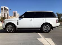 Land Rover Range Rover Vogue Used in Abu Dhabi