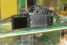نضيفه جدا Nikon d5200 (انباعت)