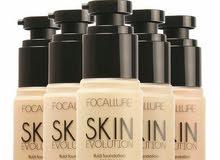 #Foccalure foundation, Long lasting, Makeup contour, liquid concealer