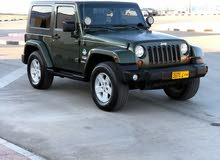 Jeep Wrangler car is available for sale, the car is in Used condition
