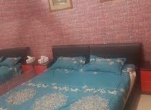 غرفة وصالة مفروش للايجار شهري عجمان