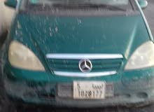 Green Mercedes Benz A 140 2009 for sale