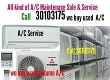 A/C Service & Sale