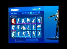 Fortnite account full season 3 including floss and save the world