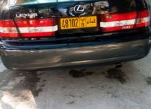 2000 Used IS with Automatic transmission is available for sale