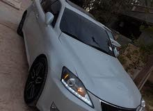 Lexus IS 250 2008 For sale - Beige color